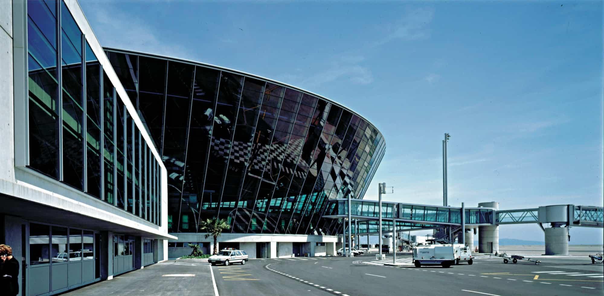 vliegveld Nice Côte d'Azur