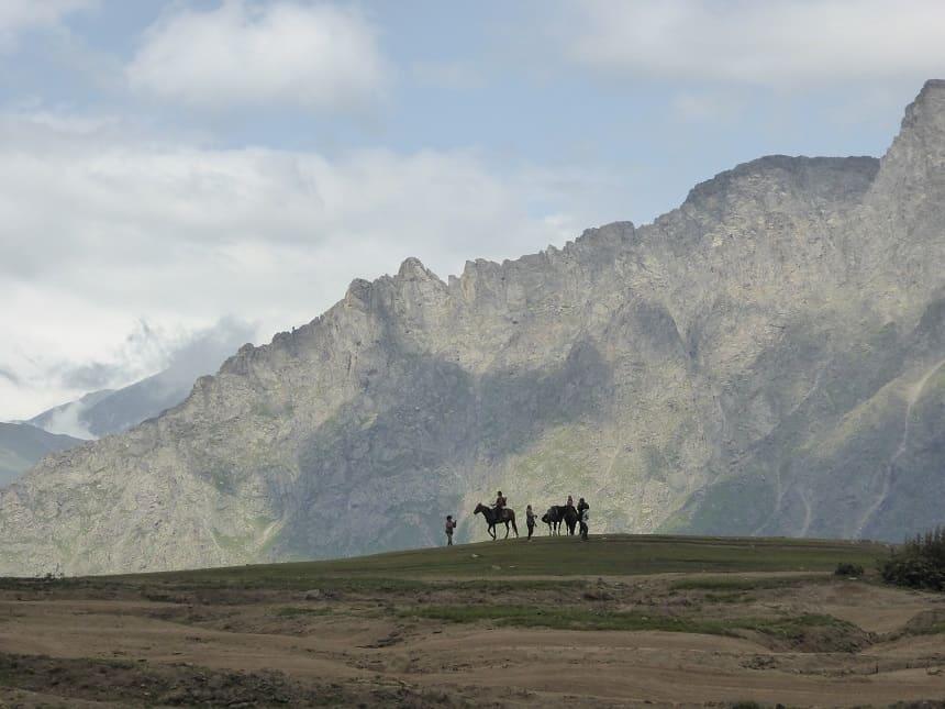 kazbegi kaukasus