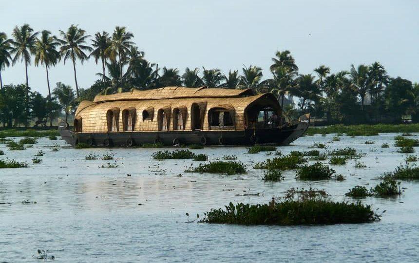De hoogtepunten van zuidelijk India - Backwaters