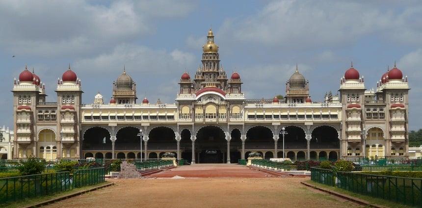 Het paleis van Mysore