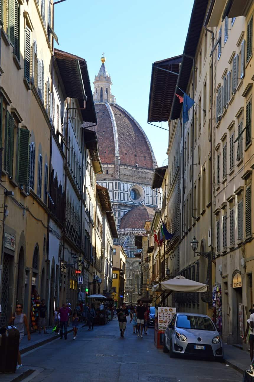 6 tips voor Toscane | de Duomo van Florence