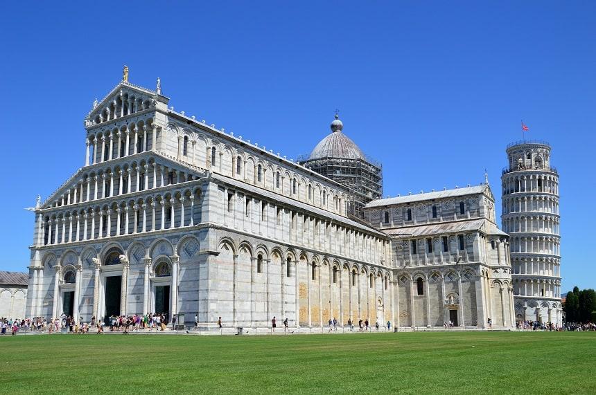 6 tips voor Toscane | het Campo dei Miracoli in Pisa