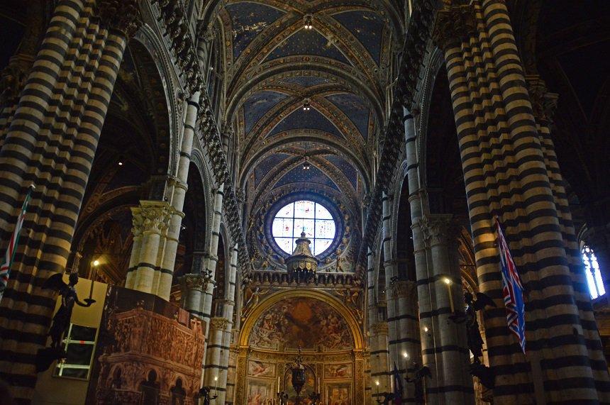 6 tips voor Toscane | de Duomo van Siena