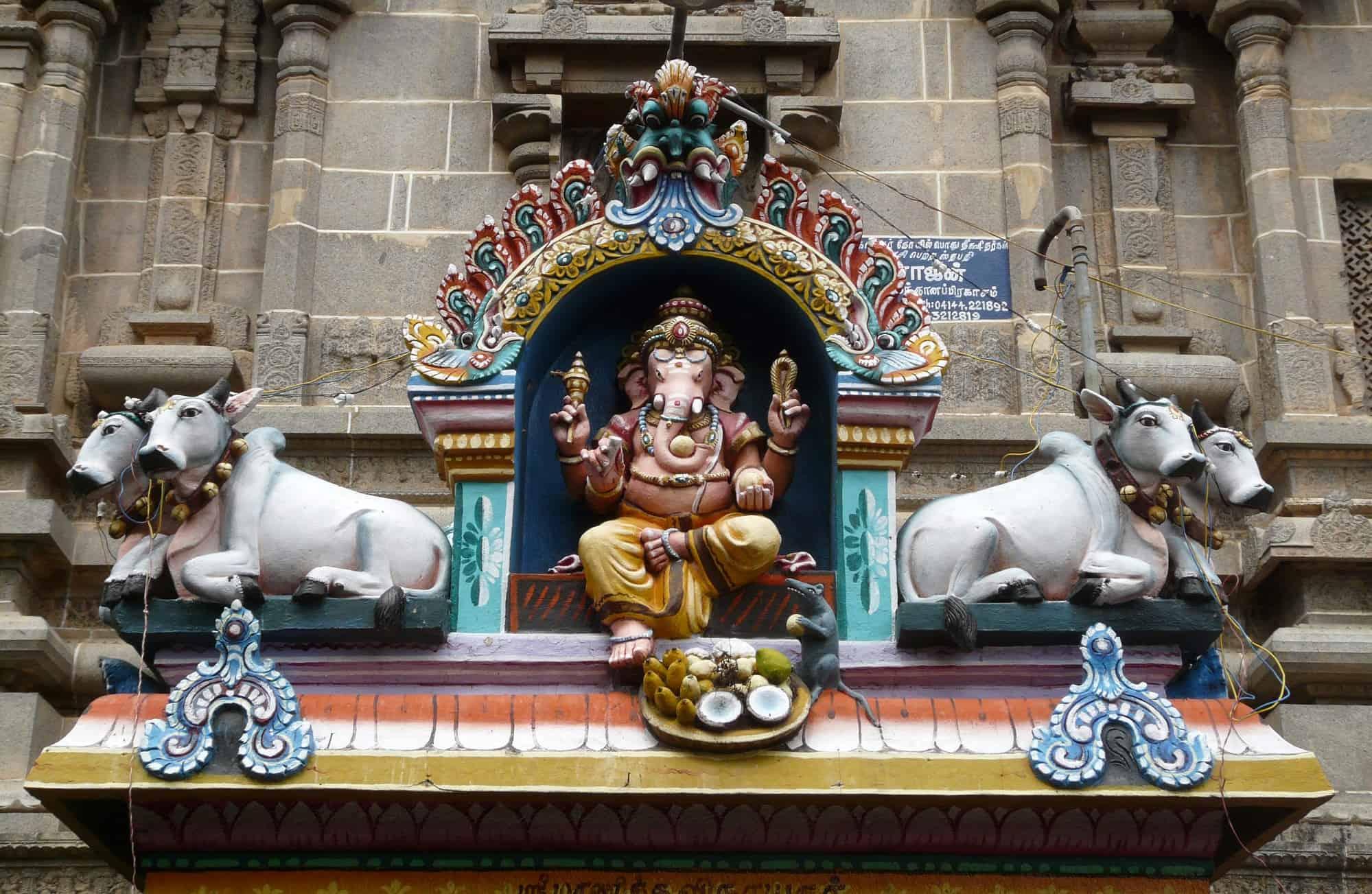 De hoogtepunten van zuidelijk India