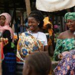 Gambia met kinderen