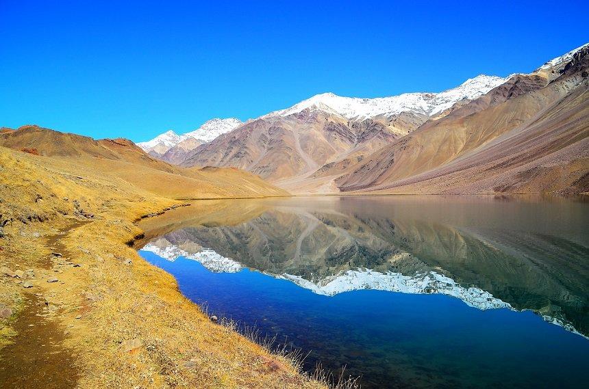Kullu Valley bij Himachal Pradesh