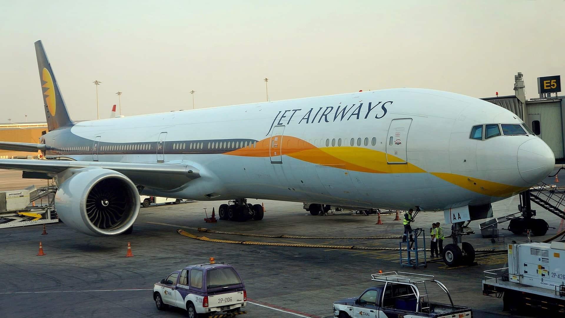 Jet Airways blog