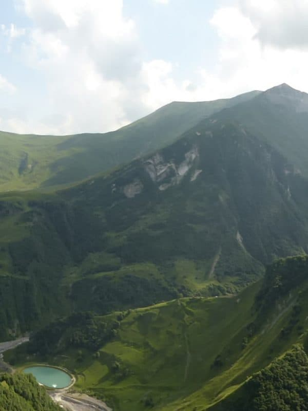 Jvari Pass georgia