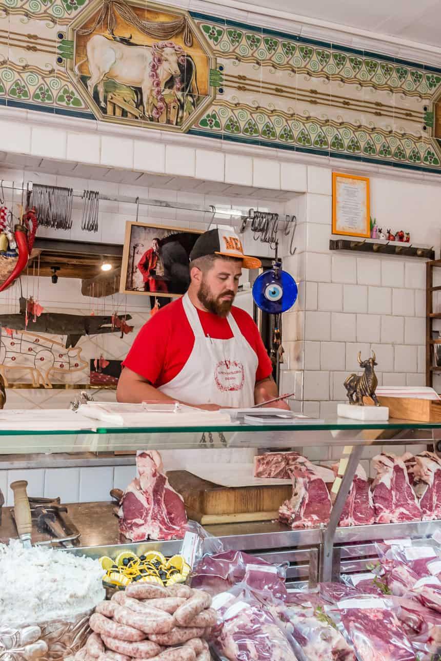 Antica Macelleria Cecchini: niet zomaar een slager