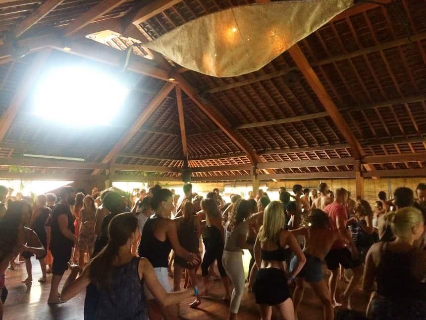 ecstatic dance ubud
