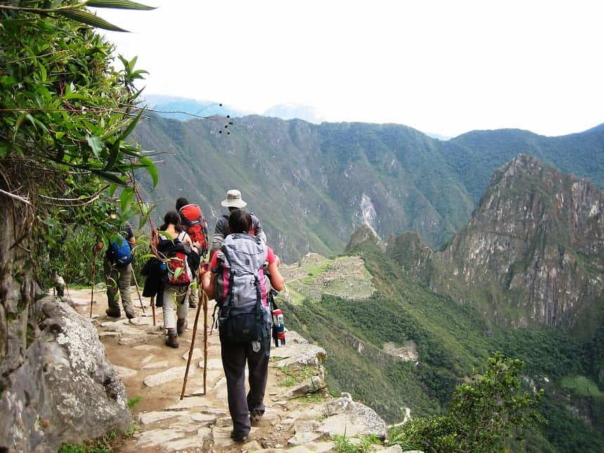 alternatief inca trail
