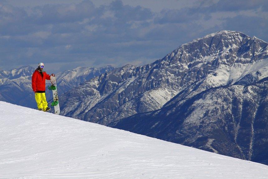 Geniet van rust en ruimte; zalig skiën in Jasper zonder troepen toeristen