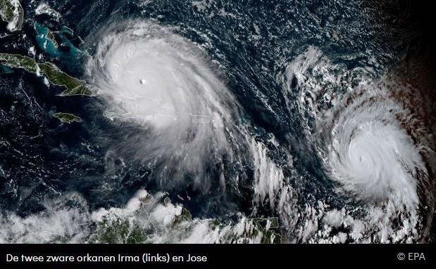 orkaan sint maarten