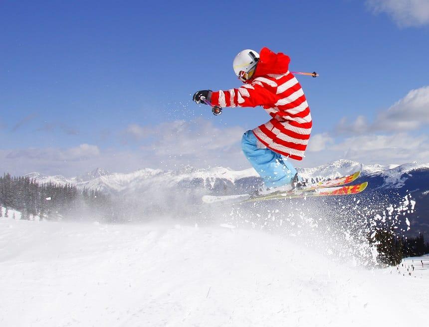 Skiën in Jasper: de powdersnow experience in Marmot Basin, CR Ski Marmot Basin