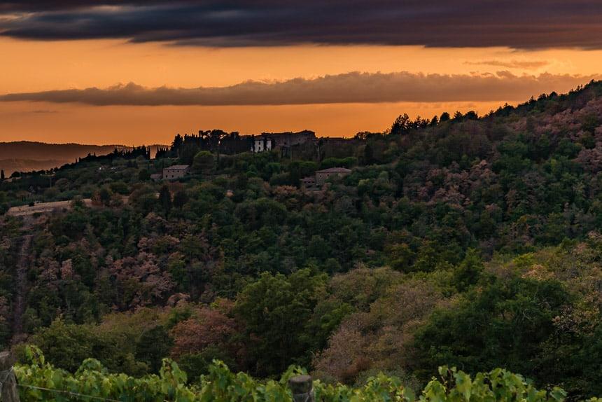 Wijn proeven bij Castello d'Albola in de Chianti is niet zomaar genieten