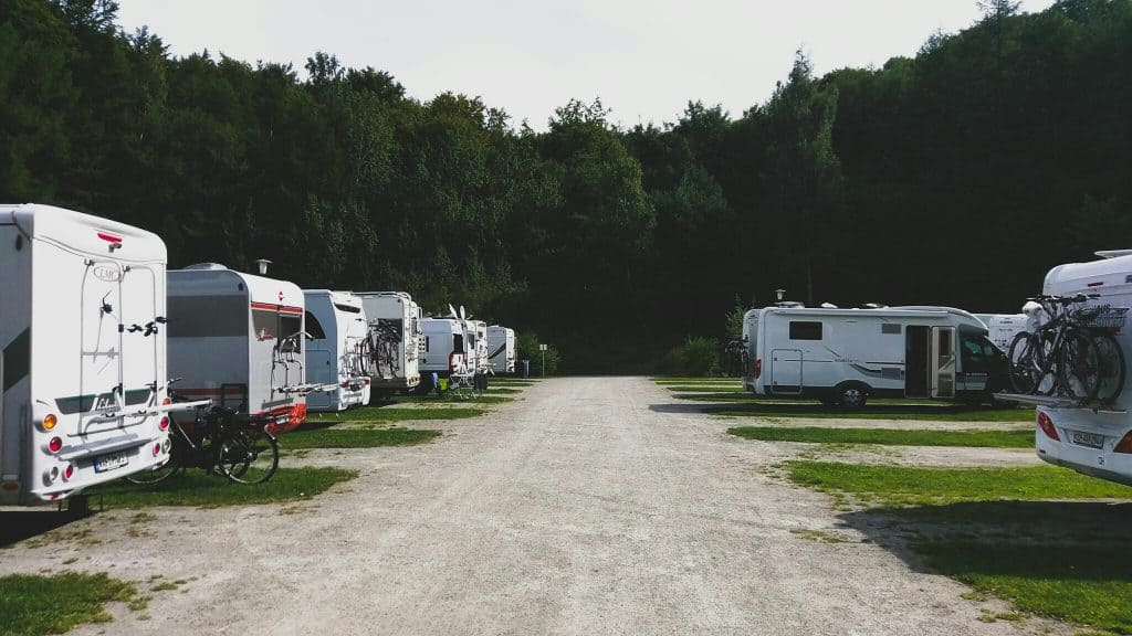 RV aansluiting tips