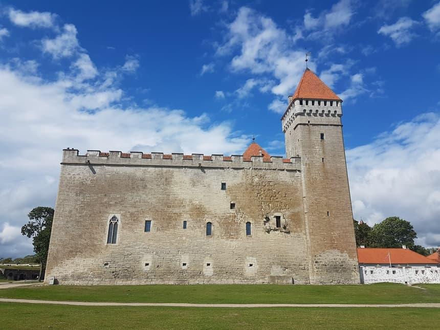 Kuressaare kasteel