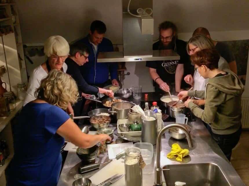 kookworkshop Nijmegen geschiedenis