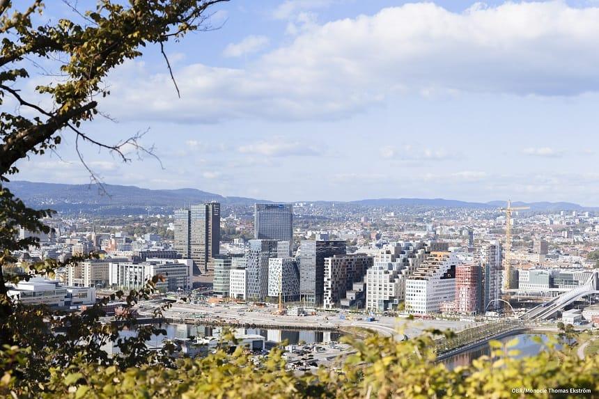 Oslo mag volgens Lonely Planet niet ontbreken op je bucket list
