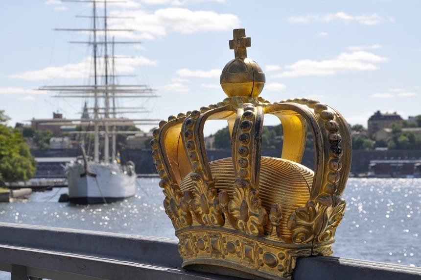 Skeppsholmen is een eiland in het centrum van Stockholm.