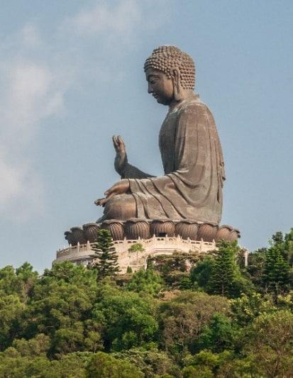 Tian Tan Boeddhabeeld