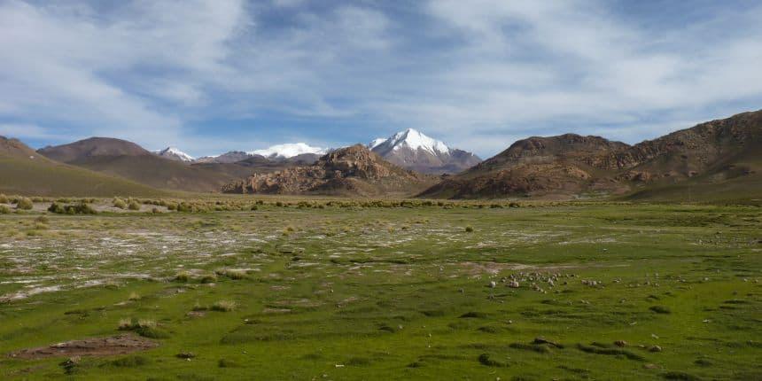 Zuidwest-Bolivia is erg mooi