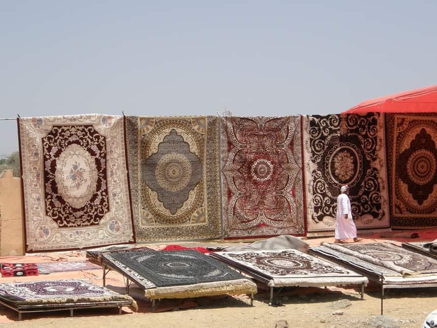 highlights rondreis Oman: bedoeïenenmarkt in Ibra