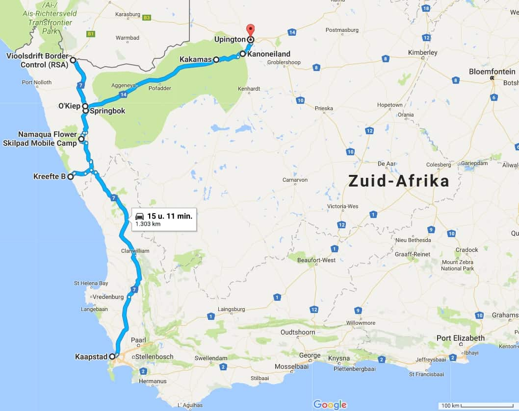 Roadtrip Northern Cape