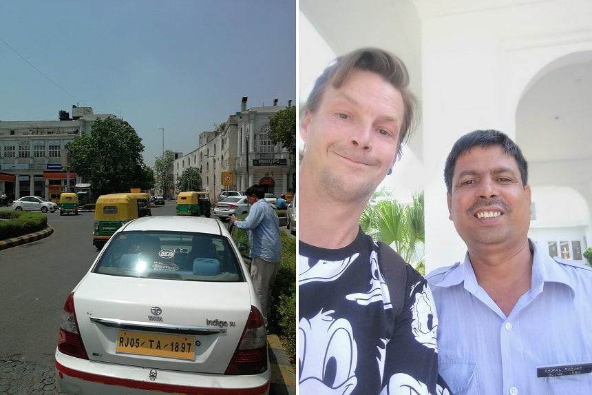 taxichauffeur india