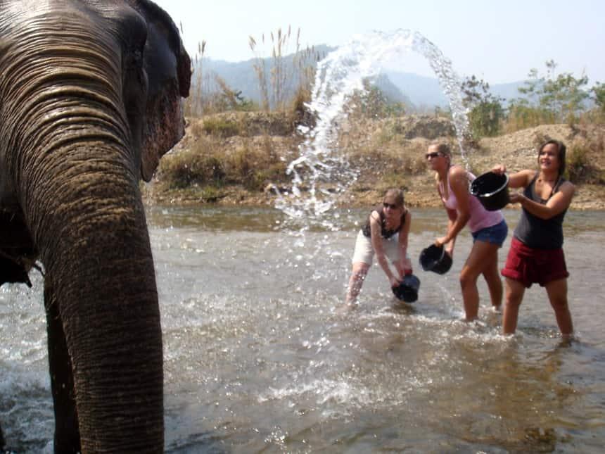 Thailand, een van de beste bestemmingen voor newbee soloreizigers