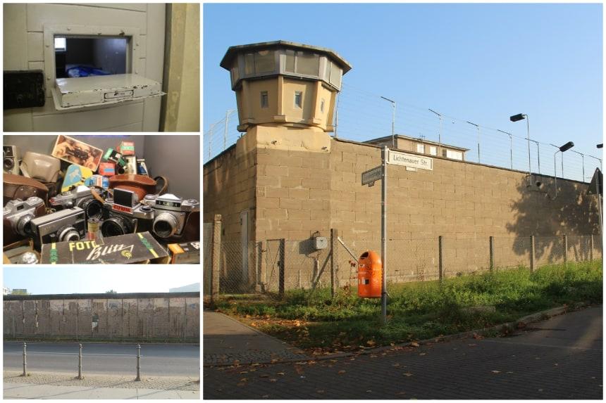 In het museum van Stasi gevangenis Hohenschönhausen leer je meer over de terreur van de Stasi in de Koude Oorlog