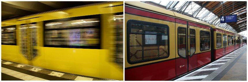 Het openbaar vervoer in Berlijn is uitstekend geregeld