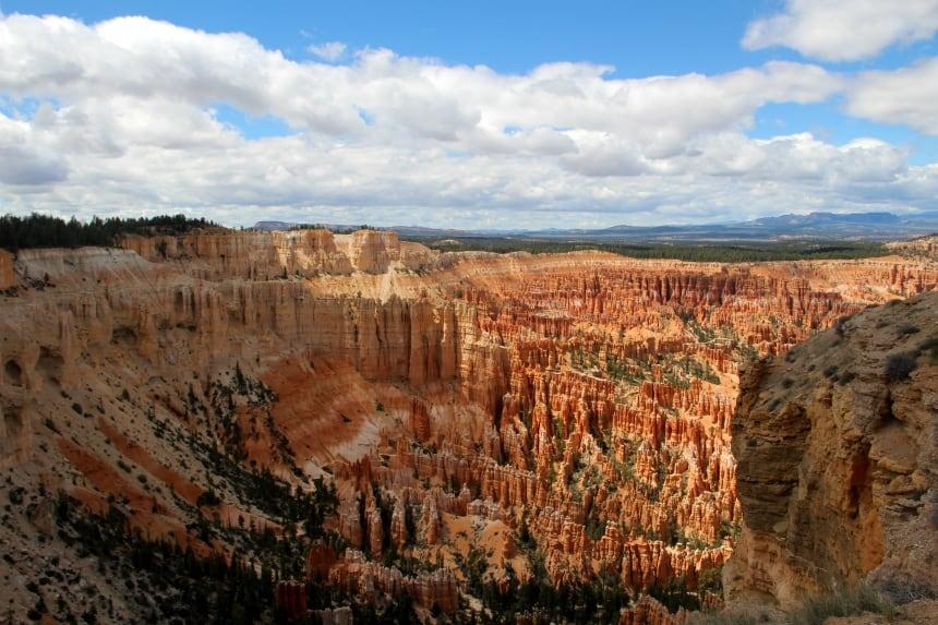 Bryce Canyon is één van de mooiste parken van Zuidwest-Amerika