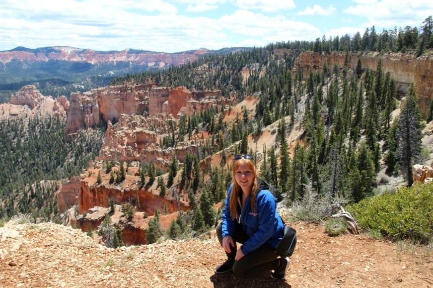 Bryce Canyon is een van de mooiste natuurparken van Zuidwest-Amerika