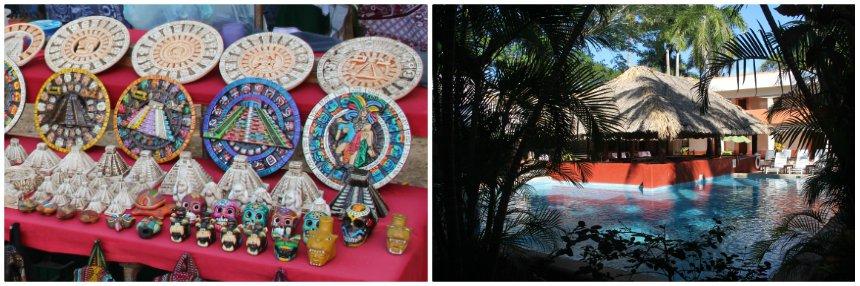 Chichen Itza is een prachtige Mayapiramide, maar het is er wel erg toeristisch