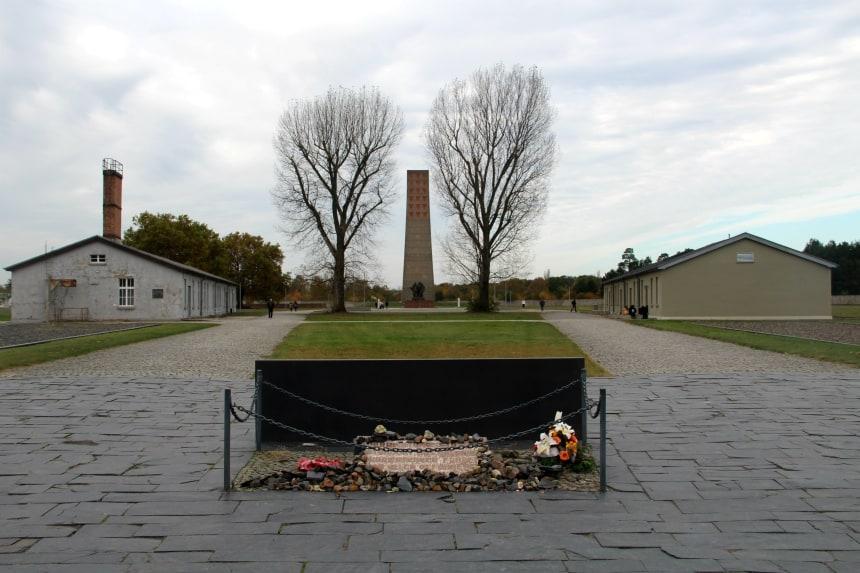 Concentratiekamp Sachsenhausen is te bezoeken tijdens een dagtocht vanuit Berlijn