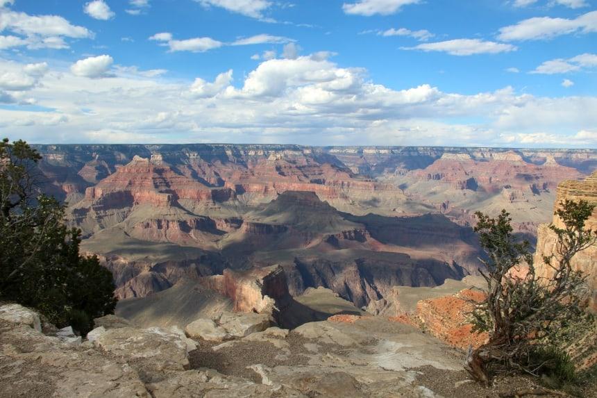 De Grand Canyon is een hoogtepunt van je rondreis Zuidwest-Amerika