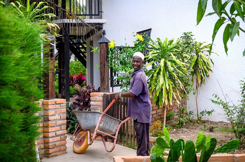 kleinschalig overnachten Gambia