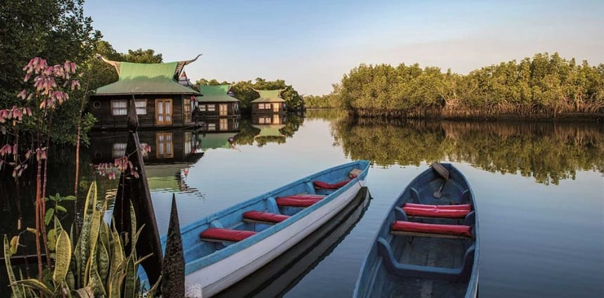 Mandina River Lodge in Maka Sutu