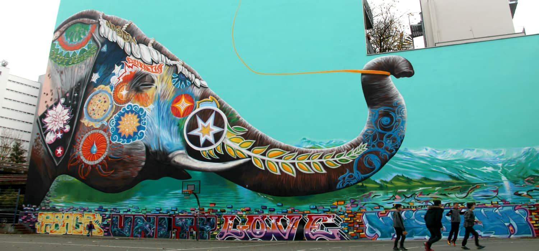Street art Berlijn