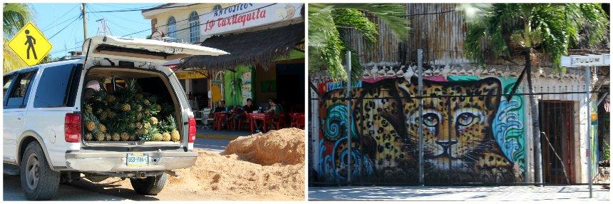 Tulum is een gezellig plaatsje en een leuke tussenstop tijdens je rondreis Mexico