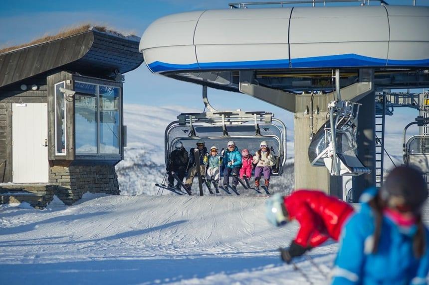 geilo skilift