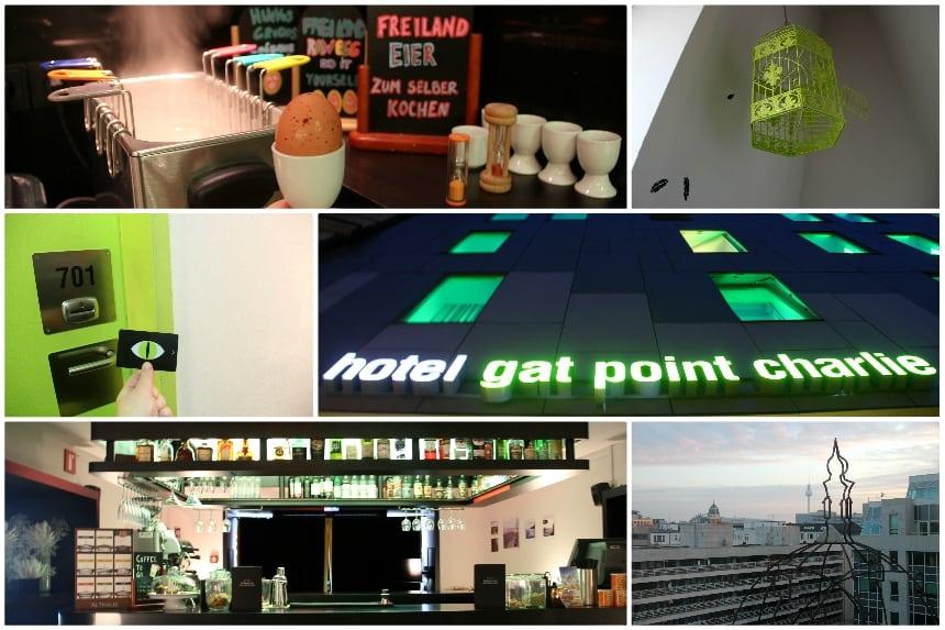 Hoteltip Berlijn: Gat Point Charlie is een aanrader