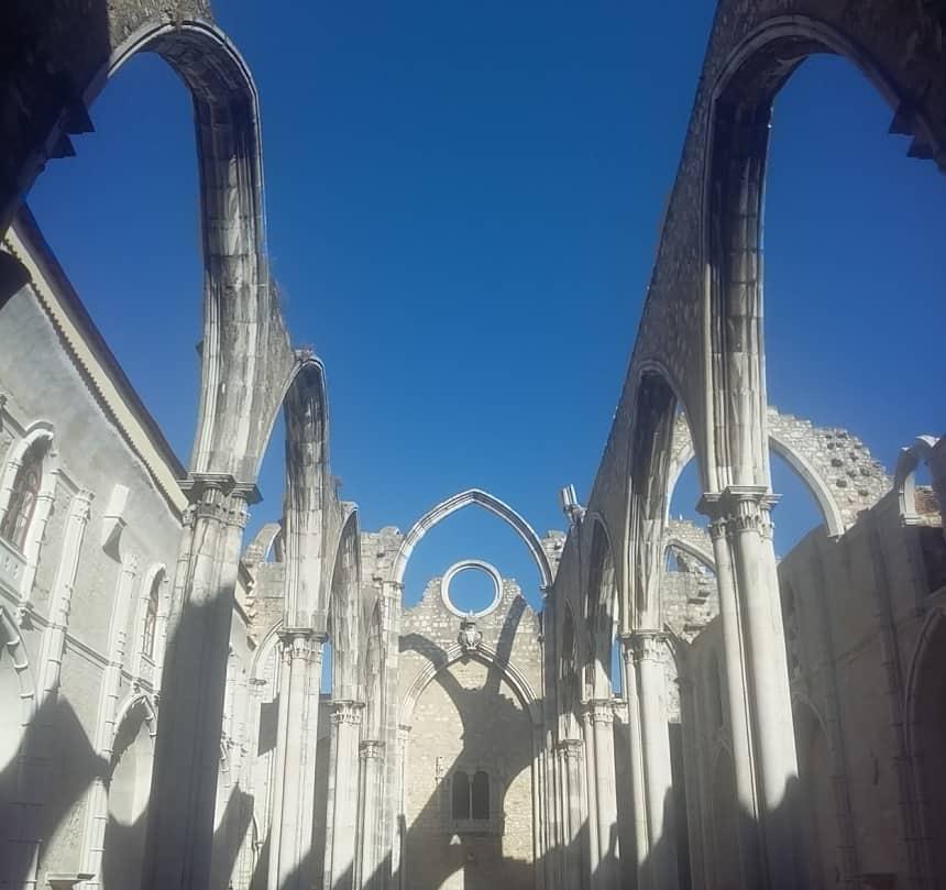 Lissabons Archeologisch Museum