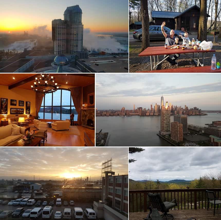 hoteltips rondreis Canada en VS