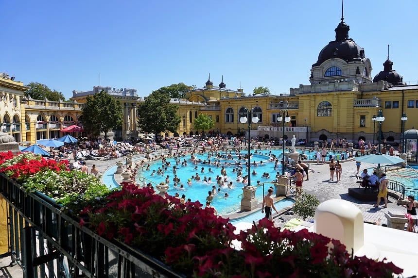 Széchenyi badhuis