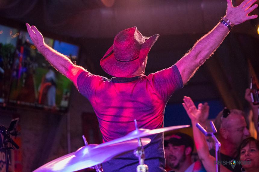 Nashville noemt zichzelf bovendien met verve Music capital of the world!
