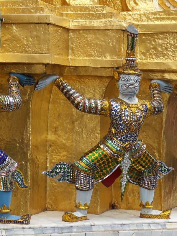 8 tips voor Bangkok