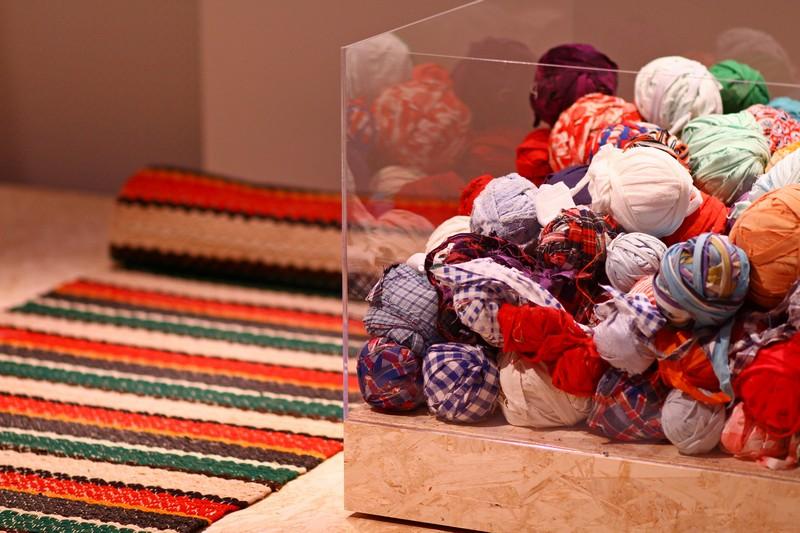 Zweedse stoffen, garens en kleden