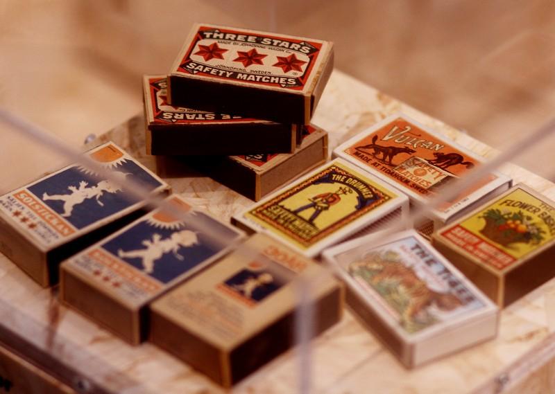 Ingvar Kamprad begon zijn zakelijke loopbaan met de verkoop van lucifersdoosjes